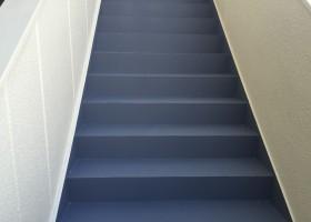 階段 AFTER