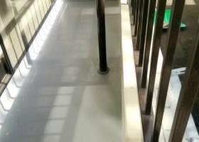 ベランダ床・塗膜防水施工 AFTER