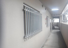 廊下壁・天井塗装 AFTER