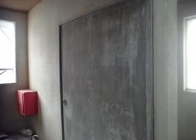 非常ドア塗装 BEFORE
