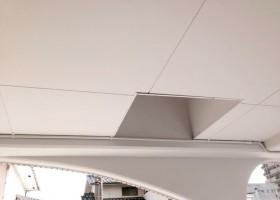 共用部天井塗装 AFTER