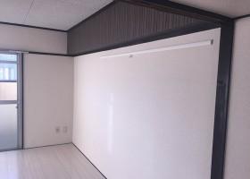壁紙・フローリング・天井 AFTER