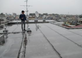 屋上防水 BEFORE